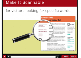 Stanford GSB: Web Author Training