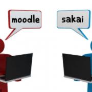 Moodle and Sakai
