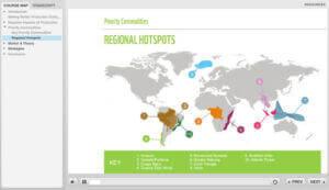 WWF Regional Hotspots