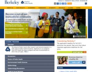 Berkeley School of Public Health
