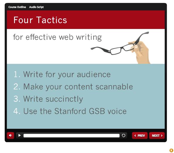 GSB Four Tactics
