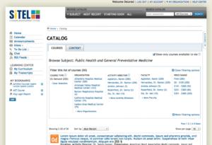 Sitel Catalog