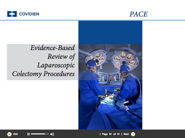 Laparoscopic Colectomy Procedures