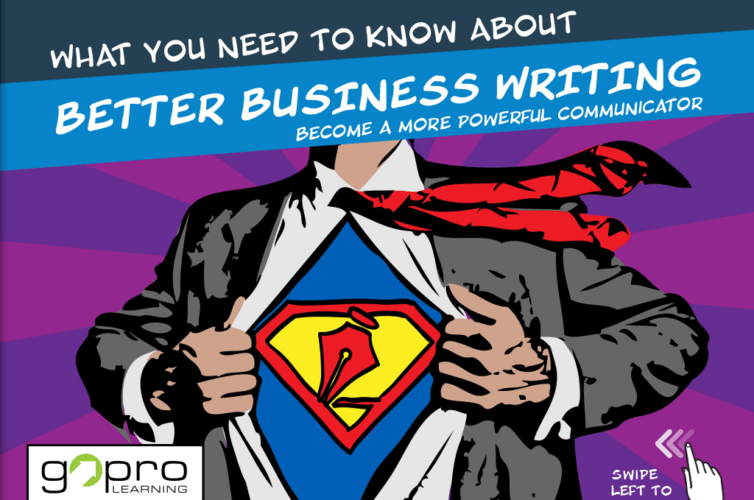 GoPro Learning: Better Business Writing