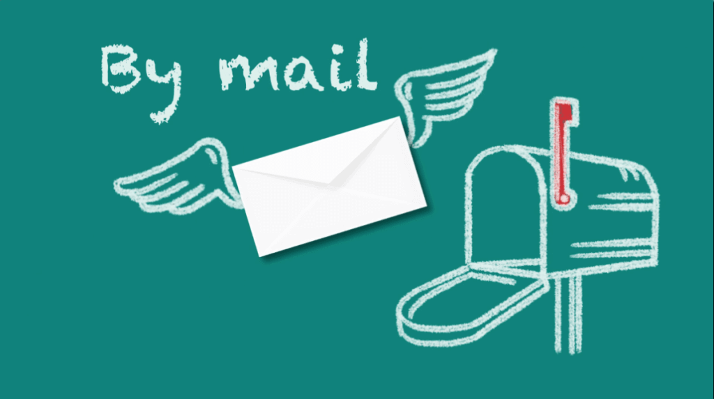 By Mail