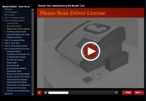 Scan Driver License