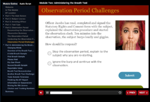 Observation Period Challenges