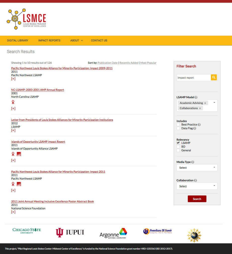 Lsmce Search