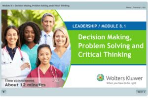 BSN Leadership Module