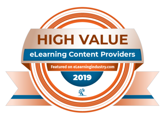 High Value Content Providers Badge